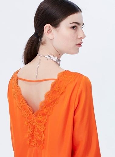 Ipekyol Bluz Oranj